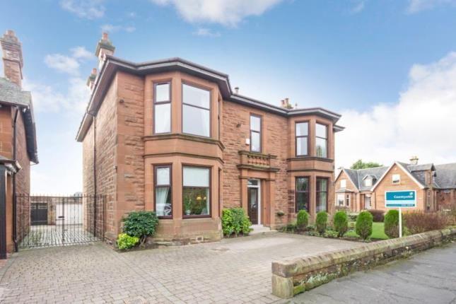 Thumbnail Semi-detached house for sale in Howard Park Drive, Kilmarnock, East Ayrshire