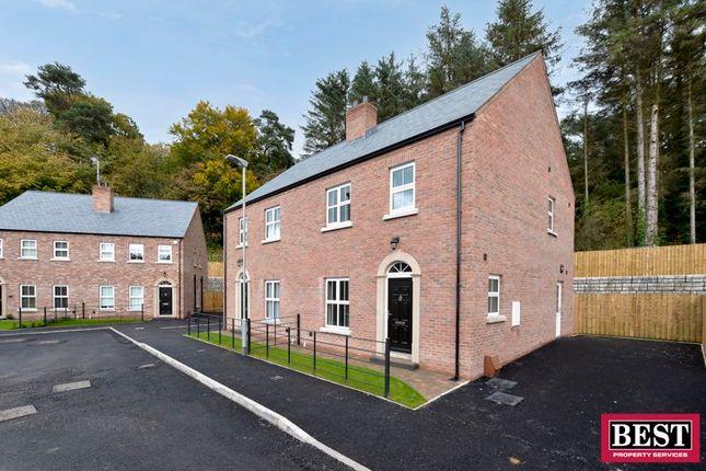 Thumbnail Property for sale in Castle Glen Wood, Dungannon