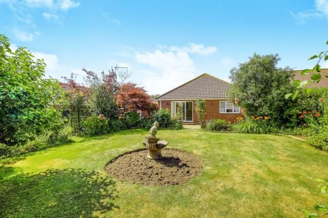Thumbnail Bungalow for sale in Norton Subcourse, Norwich, Norfolk