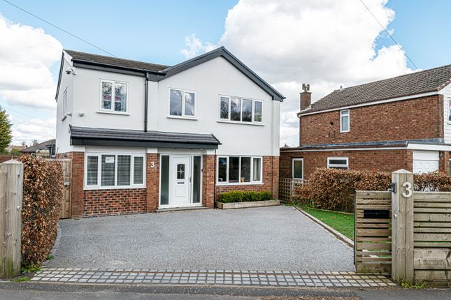 Thumbnail Detached house for sale in Arley Road, Appleton Thorn, Warrington