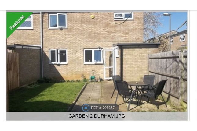 Thumbnail Semi-detached house to rent in Durham Road, Hertfordshire