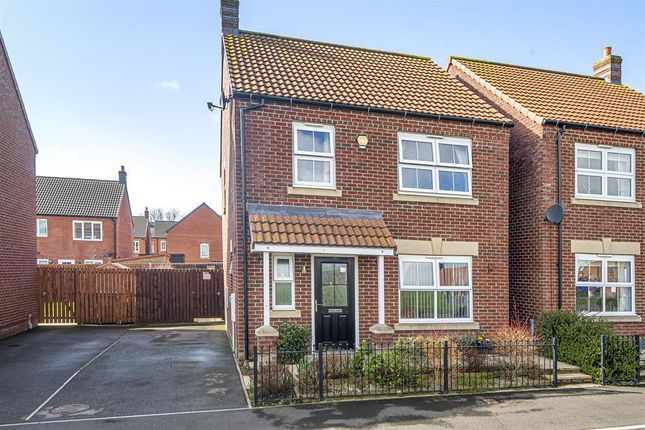 Thumbnail Detached house for sale in Foundry Way, Leeming Bar, Northallerton