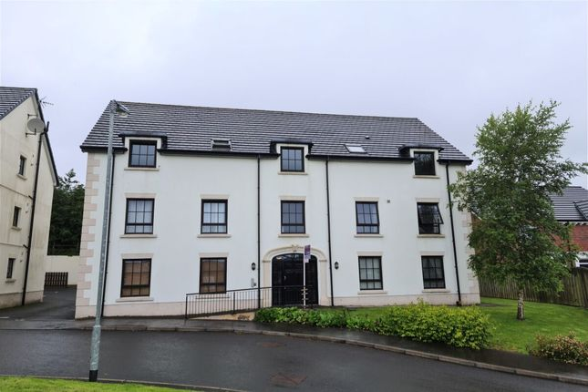 Thumbnail Flat for sale in Sir Richard Wallace Walk, Lisburn