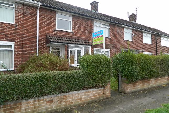 Thumbnail Town house for sale in Allerford Road, Liverpool