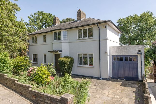 Thumbnail Detached house for sale in Durrington Park Road, Wimbledon