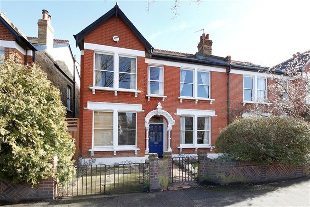 Thumbnail Semi-detached house for sale in Clive Road, London
