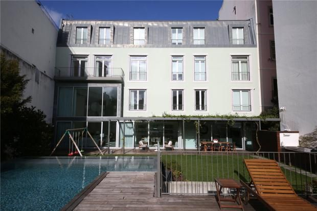 Thumbnail Property for sale in Principe Real, Lisbon, Portugal