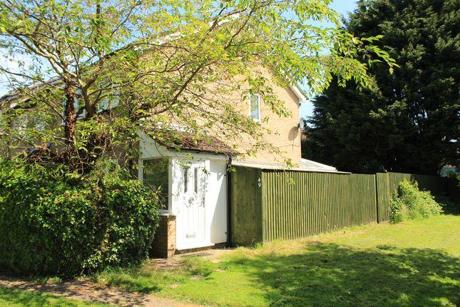 Thumbnail End terrace house for sale in Oakridge, Thornhill, Cardiff