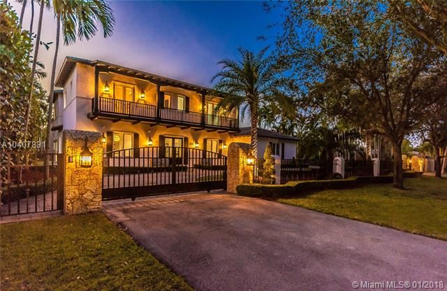 Thumbnail Property for sale in 4510 Granada Blvd, Coral Gables, Florida, United States Of America