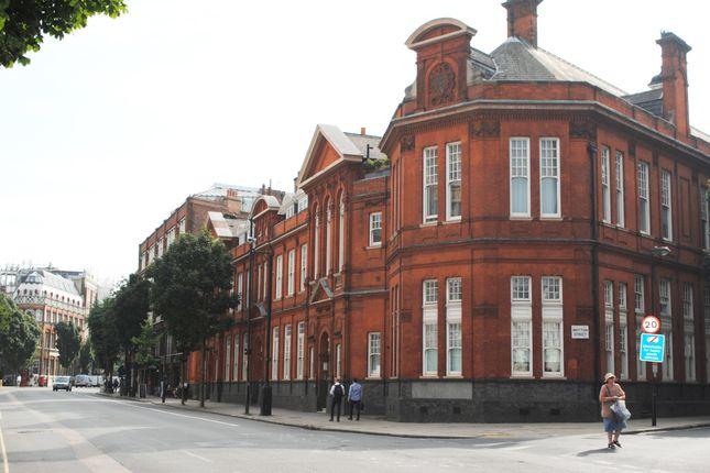 Thumbnail Flat to rent in Clerkenwell Road, Farringdon