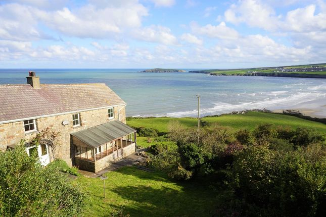 Farmhouse for sale in Poppit, Cardigan