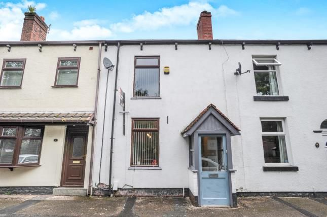 Thumbnail Terraced house for sale in Lower Leigh Road, Westhoughton, Bolton, Greater Manchester
