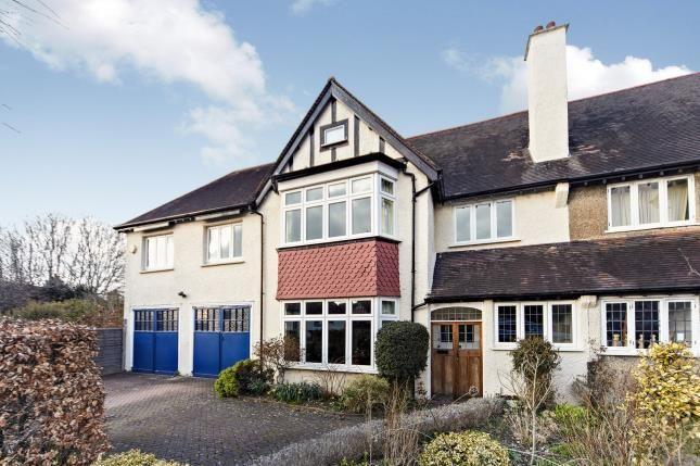 Thumbnail Semi-detached house for sale in Brambledown Road, Sanderstead, South Croydon, Surrey