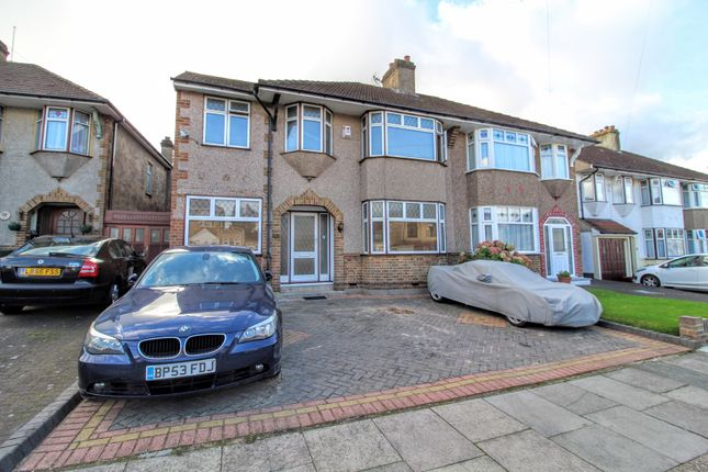 Thumbnail Semi-detached house for sale in Barrington Road, Bexleyheath