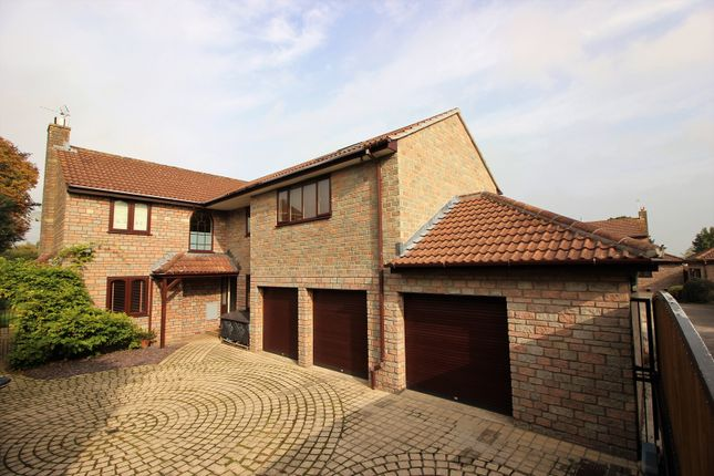 Thumbnail Detached house for sale in Conifer Close, Frampton Cotterell