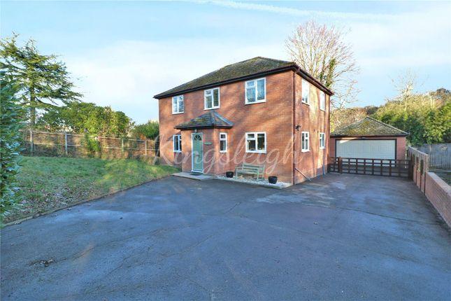 Thumbnail Detached house for sale in Monks Lane, Dedham, Colchester, Essex