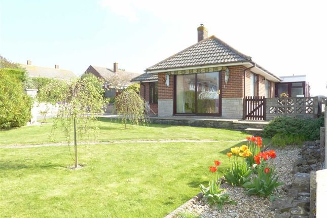 Thumbnail Detached bungalow for sale in Wilmslow Road, Chickerell, Weymouth Dorset