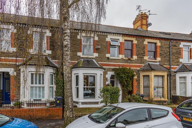 Thumbnail Property for sale in Lochaber Street, Roath, Cardiff
