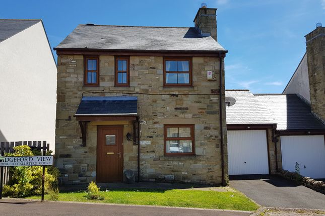 Thumbnail Detached house for sale in Briar Hill, Bellingham, Hexham