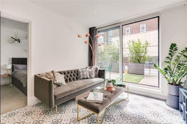 Reception of 105 Marsham Street, Westminster, London SW1P