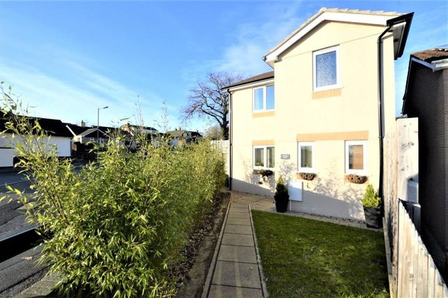 Thumbnail Detached house for sale in Oaklands Drive, Saltash, Cornwall