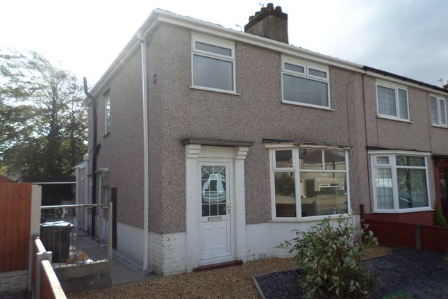 Thumbnail Semi-detached house to rent in Warley Avenue, Morecambe