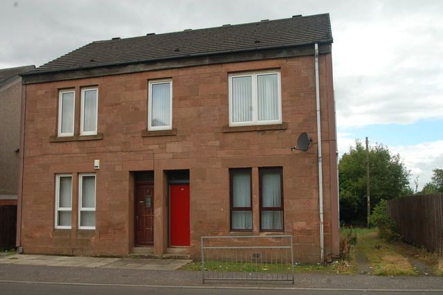 Thumbnail Flat to rent in Kirklee Road, Bellshill, North Lanarkshire
