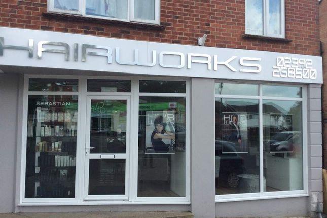 Thumbnail Retail premises for sale in Hambledon Road, Denmead, Waterlooville