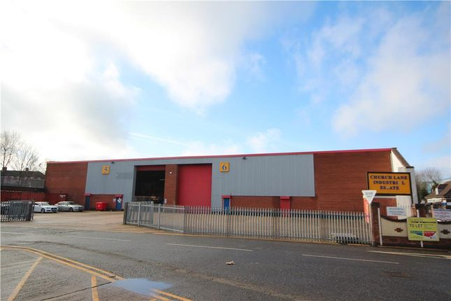 Thumbnail Light industrial to let in Unit 5 & 6, Church Lane Industrial Estate, Church Lane, West Bromwich