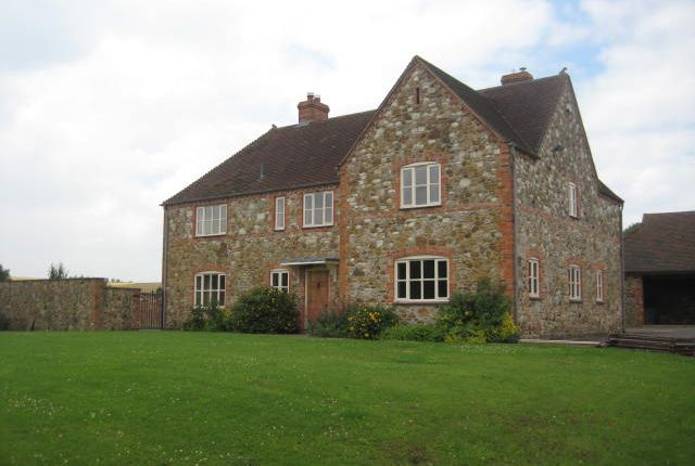Thumbnail Detached house to rent in Russley Park, Baydon, Marlborough