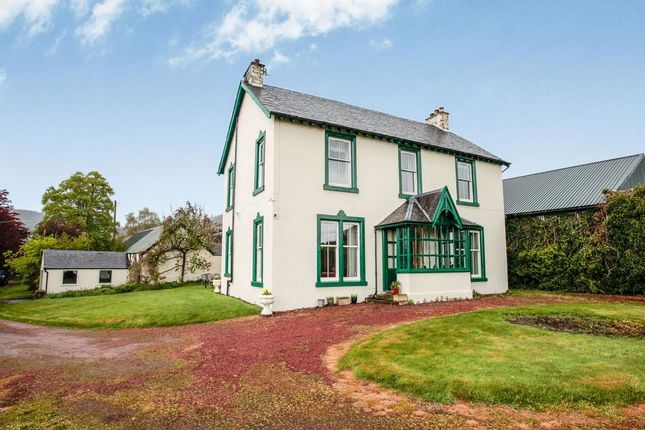 Thumbnail Detached house for sale in Moffat