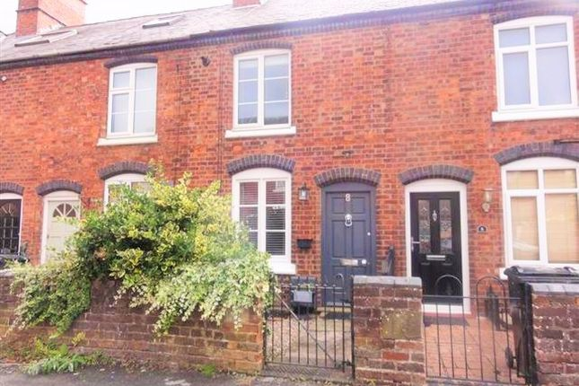 Thumbnail Terraced house to rent in Shrewsbury Fields, Shifnal