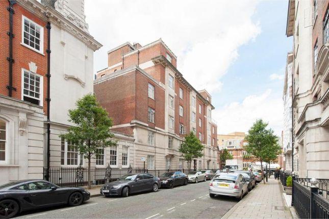 Thumbnail Flat for sale in Hallam Street, Marylebone, London