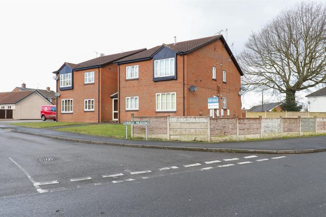 Thumbnail Flat for sale in Church Meadows, Calow, Chesterfield