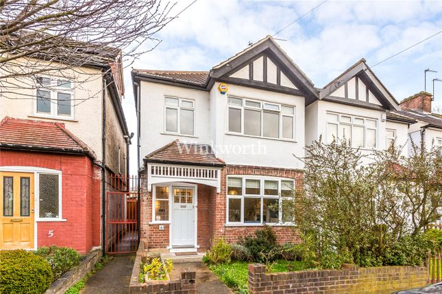 Thumbnail Semi-detached house for sale in Coombe Corner, London