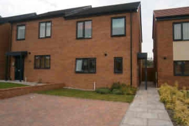 Thumbnail Semi-detached house to rent in Pype Hayes Road, Pype Hayes, Birmingham
