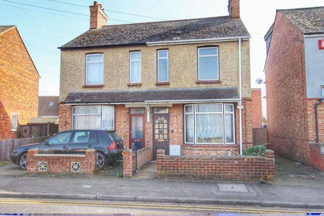 Thumbnail Semi-detached house to rent in Bunyan Road, Kempston, Bedford