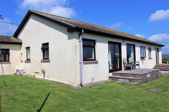 Thumbnail Bungalow for sale in Newgale, Haverfordwest