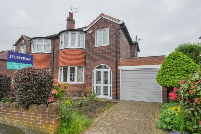 Thumbnail Semi-detached house for sale in Carlton Rise, Pudsey
