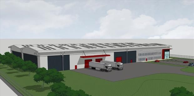 Thumbnail Light industrial for sale in Plots C6/C7, Llangefni Industrial Estate, Llangefni, Anglesey