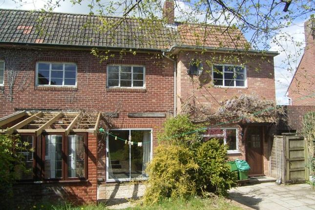 Thumbnail Semi-detached house to rent in Moores Place, Hungerford, 0Js.