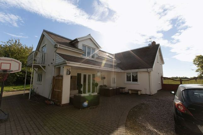 Thumbnail Detached house for sale in Station Road, Lydiate, Liverpool