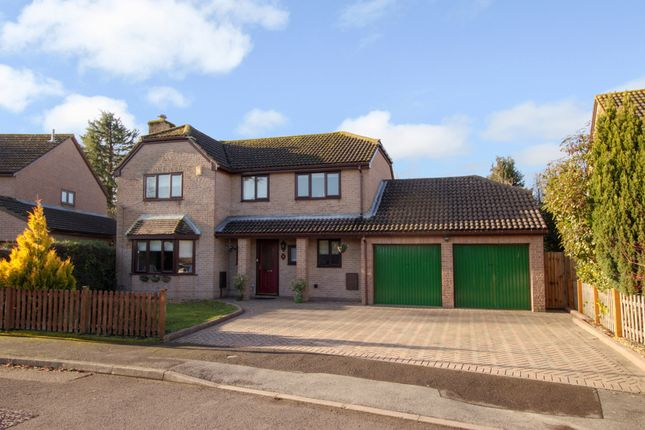 Detached house for sale in Campion Close, Horton Heath, Eastleigh