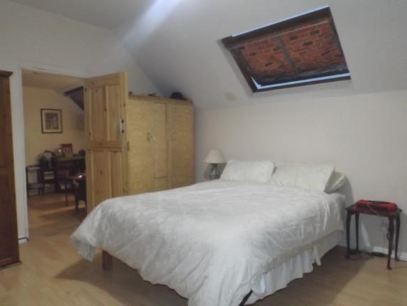 Bedroom Three of Stoneleigh Court, Stoneleigh Road, Tottenham, London N17