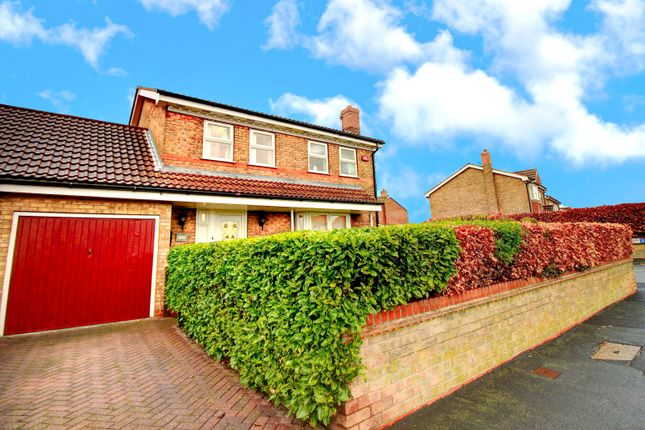 Thumbnail Detached house for sale in West Garth, Cayton, Scarborough