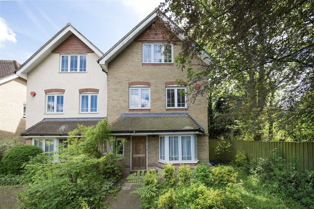 Thumbnail Semi-detached house for sale in Cavendish Place, Mapesbury, London