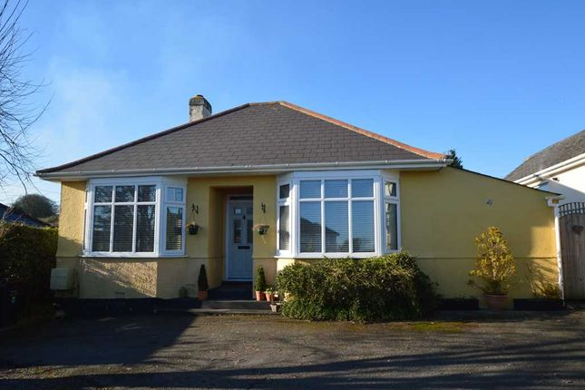 3 bed detached house for sale in Bickland Hill, Falmouth TR11