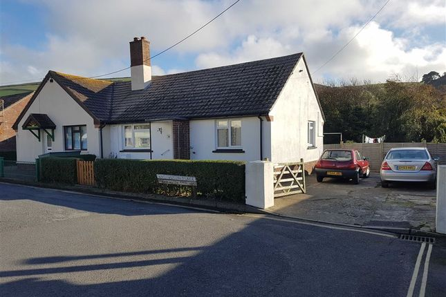 Thumbnail Semi-detached bungalow for sale in Arlington Place, Woolacombe