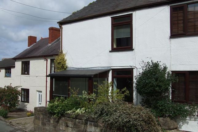 Thumbnail Property to rent in Ivy Cottage, Summerhill, Wrexham