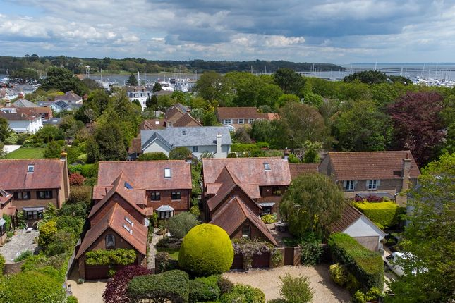 Thumbnail Detached house for sale in Westfield Road, Lymington
